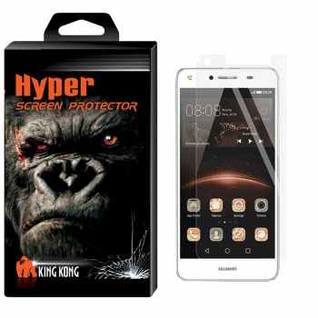 محافظ صفحه نمایش شیشه ای کینگ کونگ مدل Hyper Protector مناسب برای گوشی هواوی Y5 2