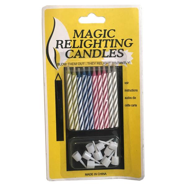 شمع بانیبو مدل Magic Candles