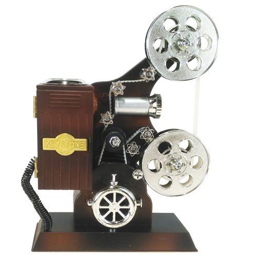آپارات موزیکال مدل Projector Music Box