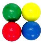 توپ فوتبال دستی بسته 4 عددی سایز 3 thumb