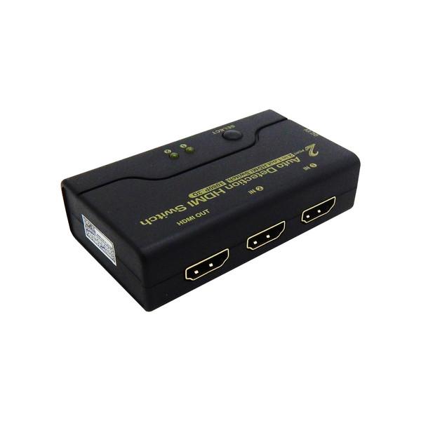 سوییچ 2 پورت HDMI کی نت پلاس مدل KPM9022