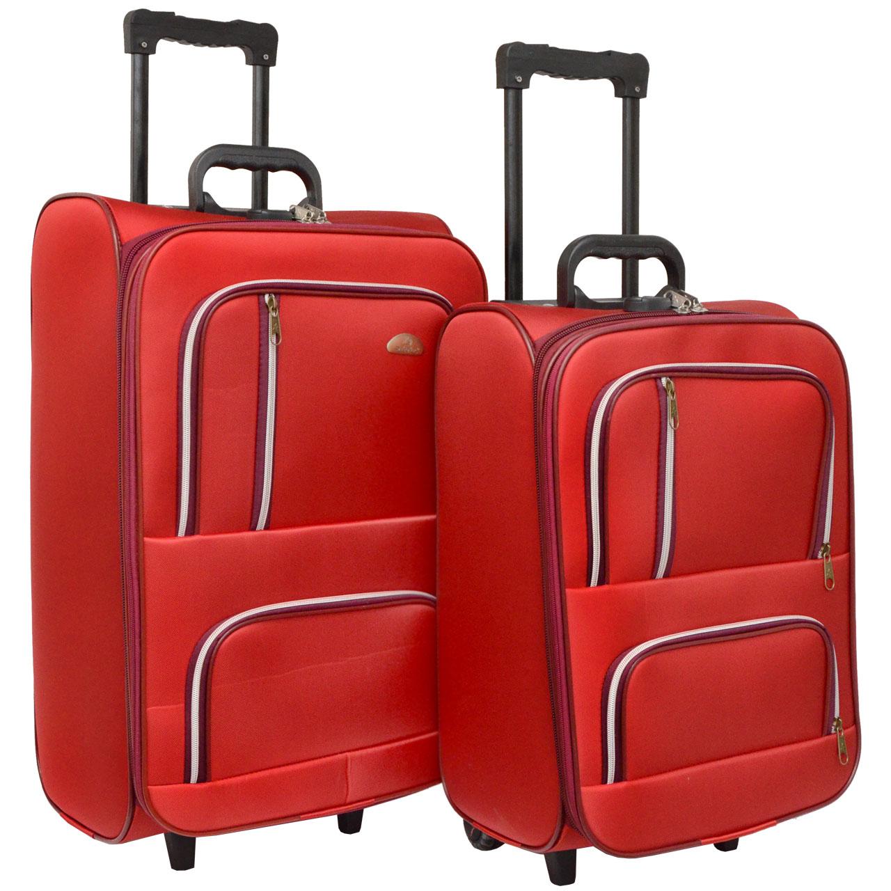 مجموعه دو عددی چمدان مدل 002