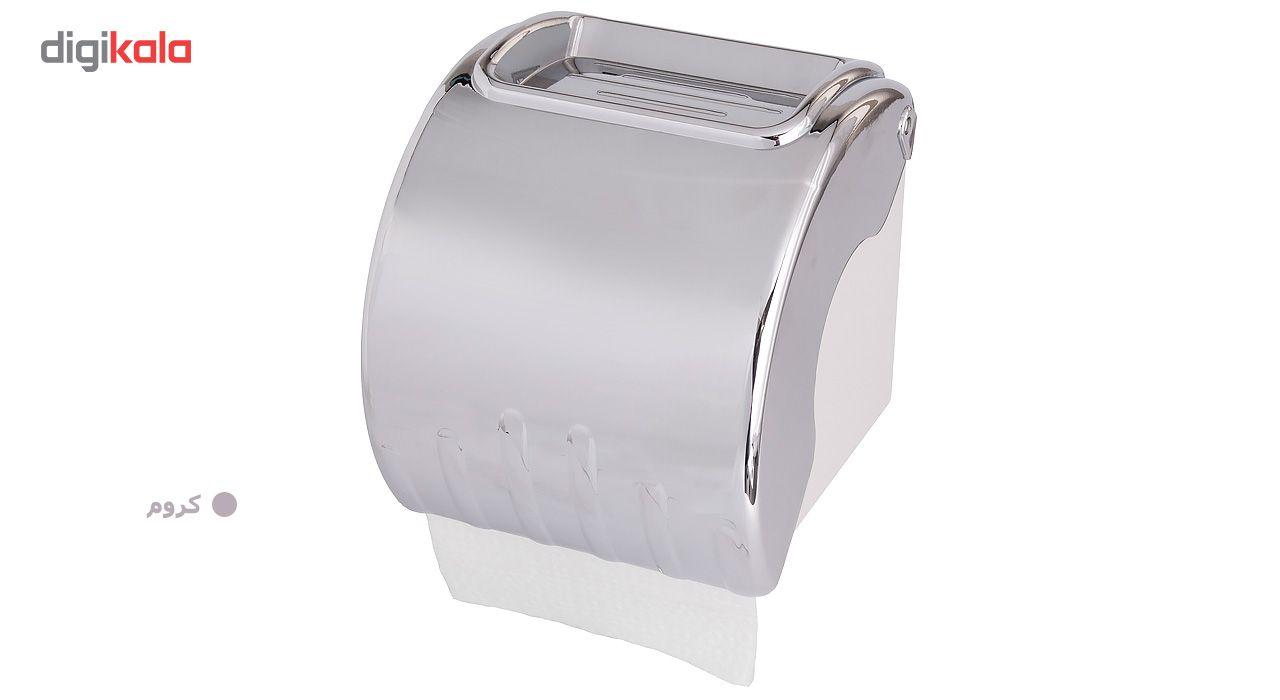 جا دستمال کاغذی آویلا مدل کد 02 سایز کوچک main 1 2