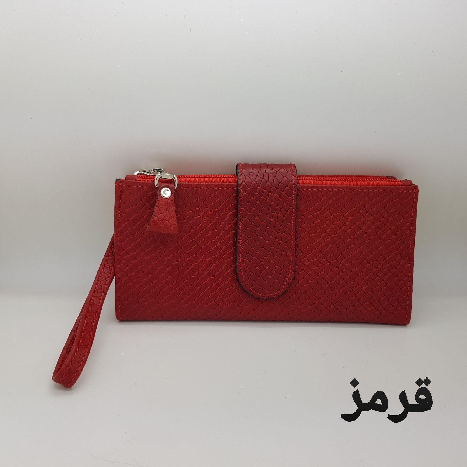 کیف پول زنانه چرم دیاکو کد327 -  - 7