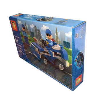 ساختنی مدل پلیس کد 2025