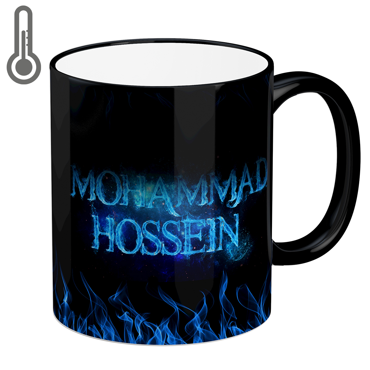 ماگ حرارتی لومانا مدل محمد حسین کد MAG1034