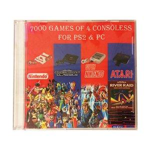 مجموعه 7000 بازی 4 کنسول قدیمی بر روی کامپیوتر و پلی استیشن 2