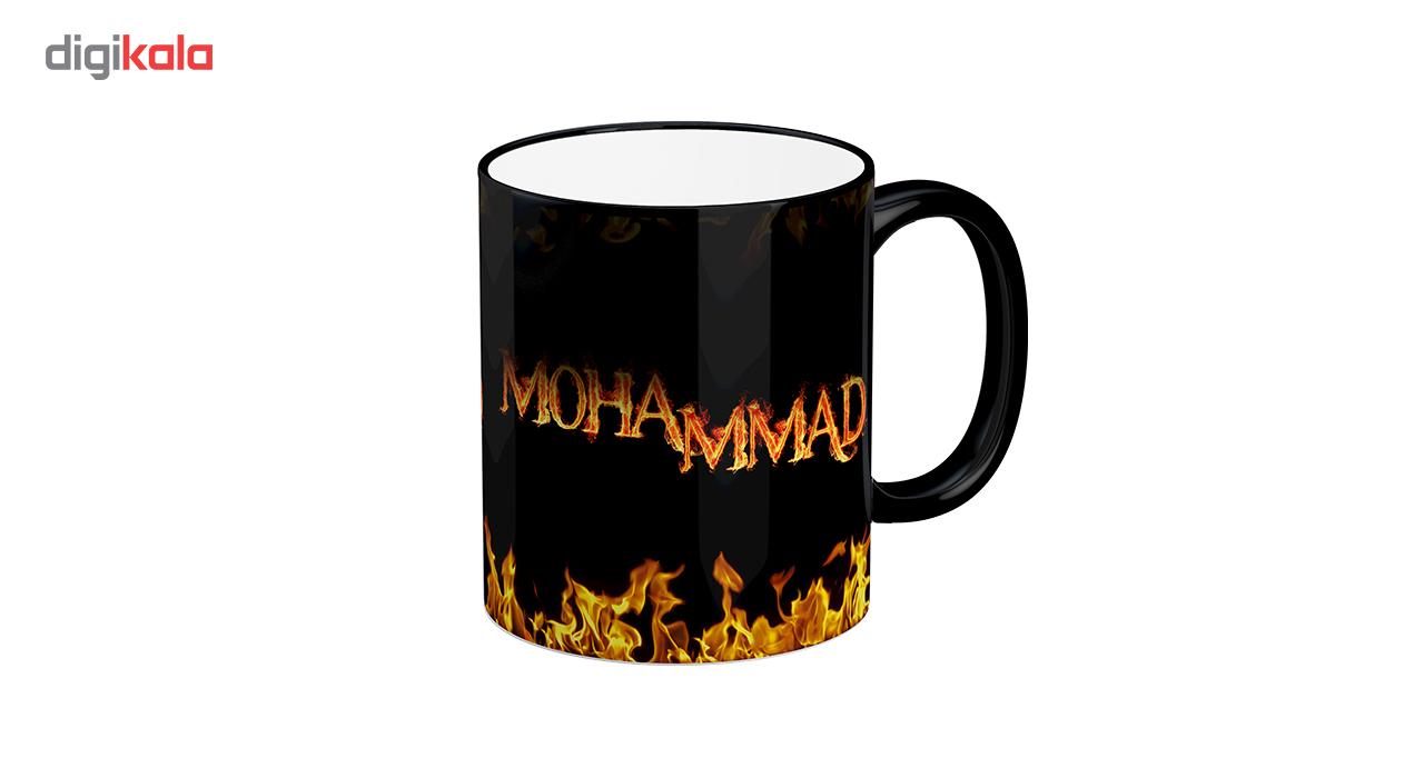 ماگ حرارتی لومانا مدل محمد کد MAG1035