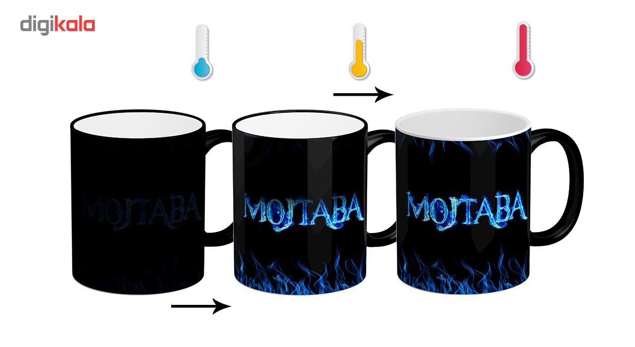 ماگ حرارتی لومانا مدل مجتبی کد MAG1037