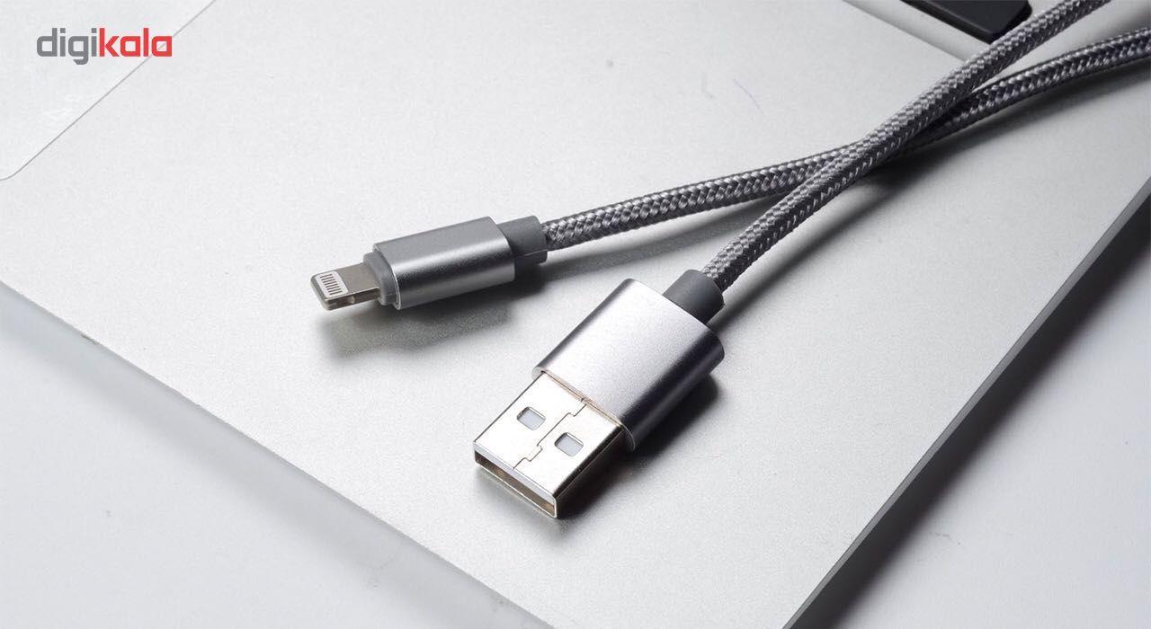 کابل تبدیل USB به لایتنینگ ایکس او مدل NB1 طول 1 متر main 1 5