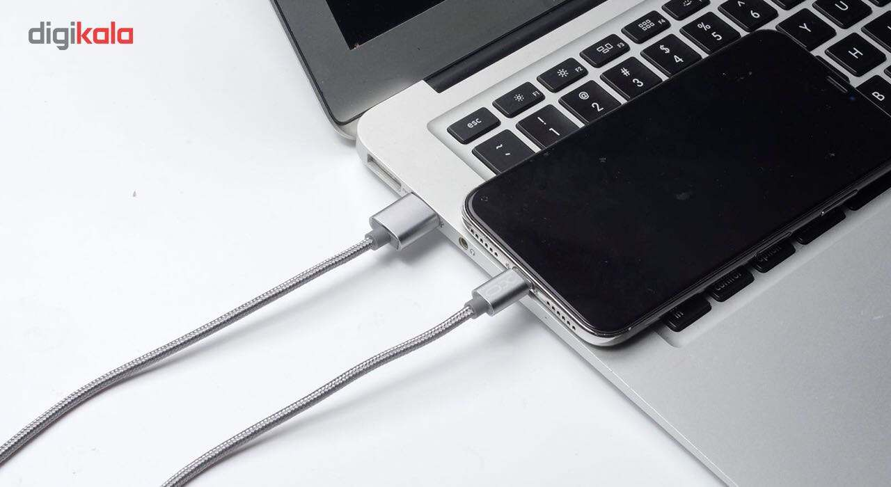 کابل تبدیل USB به لایتنینگ ایکس او مدل NB1 طول 1 متر main 1 7