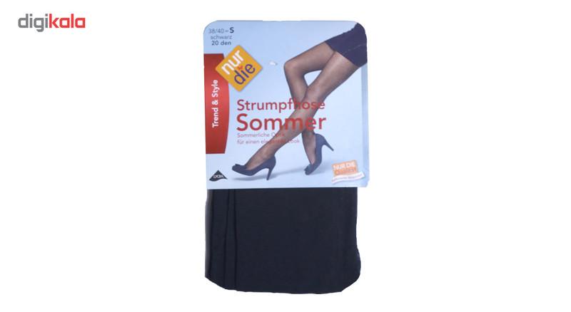 جوراب شلواری زنانه نوردای مدل 711575 بسته 2 عددی