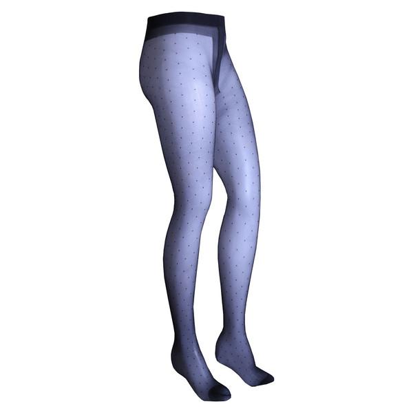 جوراب شلواری زنانه نوردای مدل 711575 بسته 3 عددی