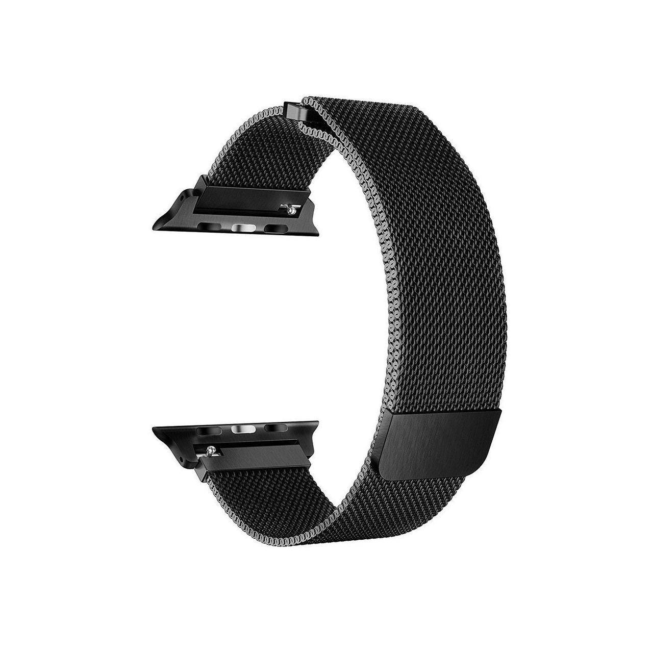 بند فلزی مدل Millanese مناسب برای ساعت هوشمند اپل 38 میلی متری