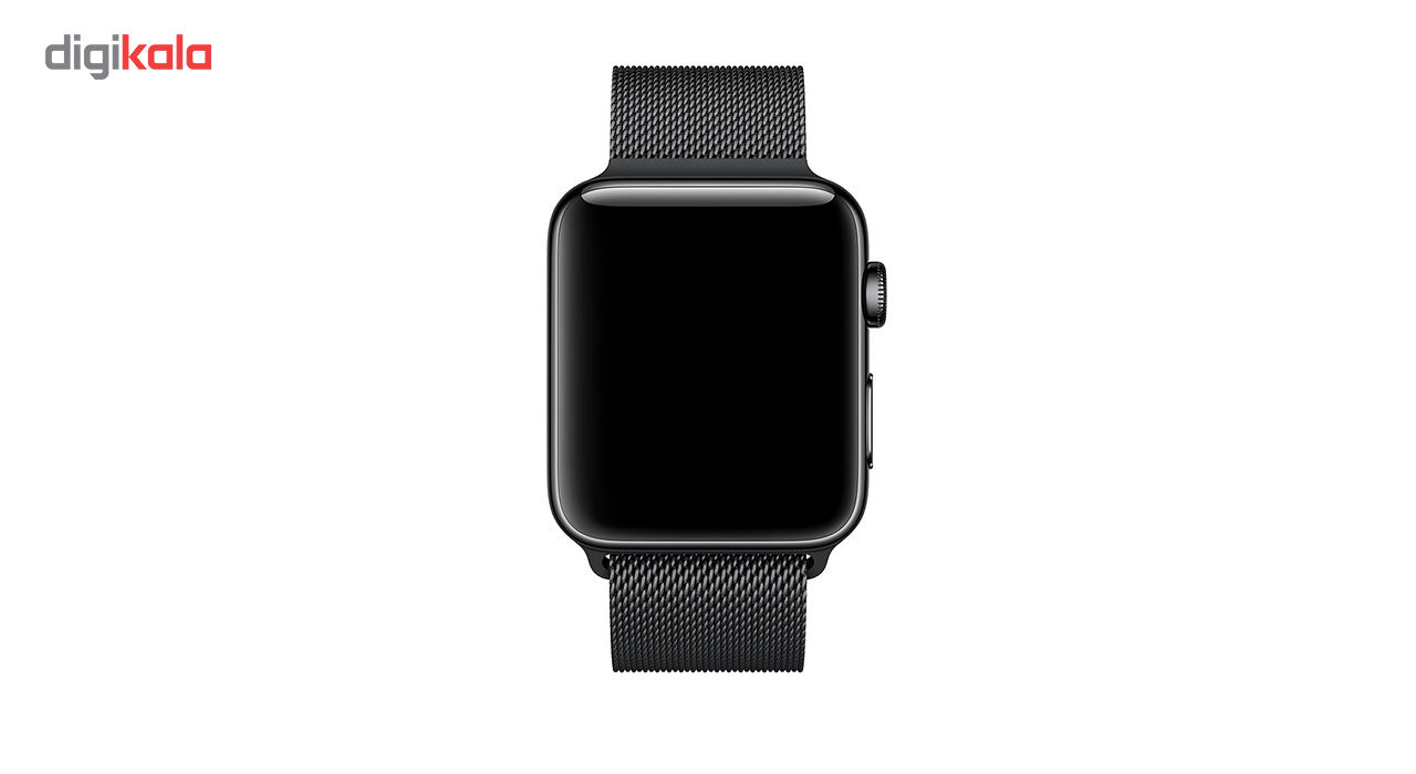 بند فلزی مدل Millanese مناسب برای ساعت هوشمند اپل 38 میلی متری main 1 3