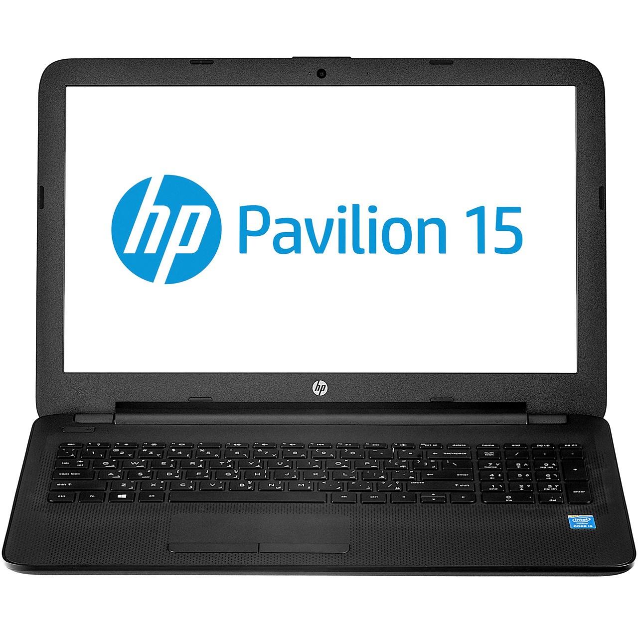 لپ تاپ 15 اینچی اچ پی مدل Pavilion 15-ac030ne