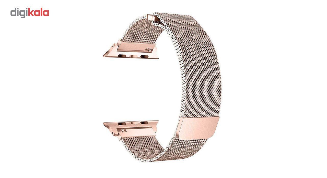 بند فلزی مدل Millanese مناسب برای ساعت هوشمند اپل 38 میلی متری main 1 12