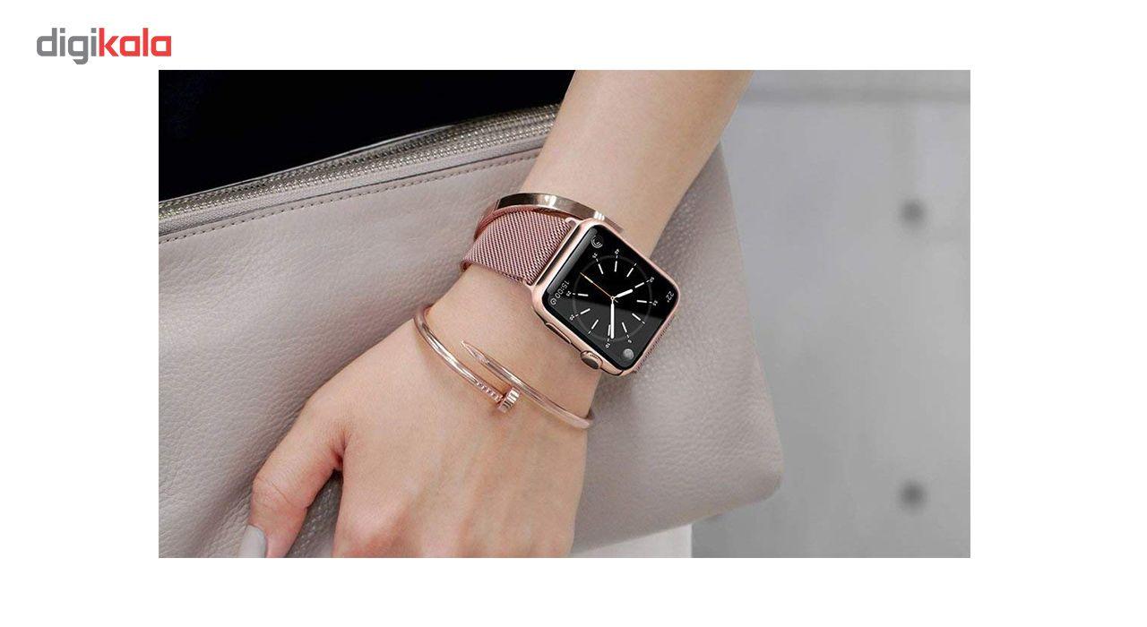 بند فلزی مدل Millanese مناسب برای ساعت هوشمند اپل 38 میلی متری main 1 13