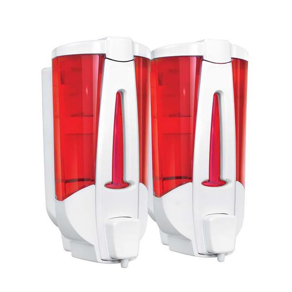 پمپ مایع دستشویی دو قلو ایمن آب مدل VENICE