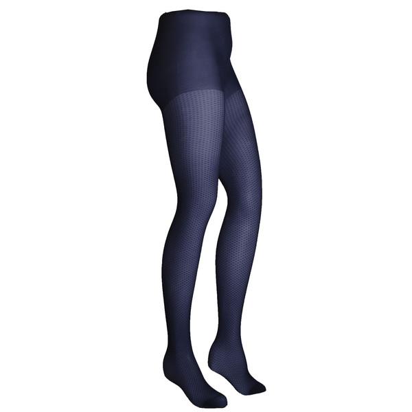 جوراب شلواری زنانه نوردای مدل 710001مشکی بسته 2 عددی مشکی
