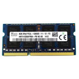 رم لپ تاپ اس کی هاینیکس مدل 1600 DDR3L PC3L 12800S MHz ظرفیت 8 گیگابایت