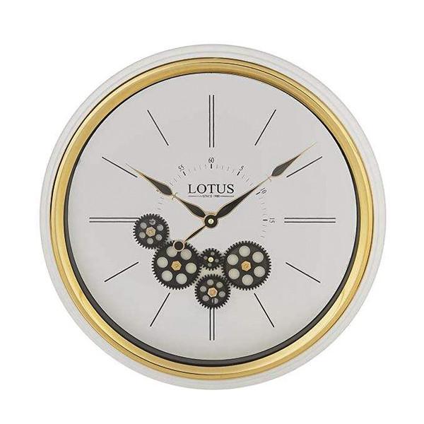 ساعت دیواری لوتوس مدل GC-300304