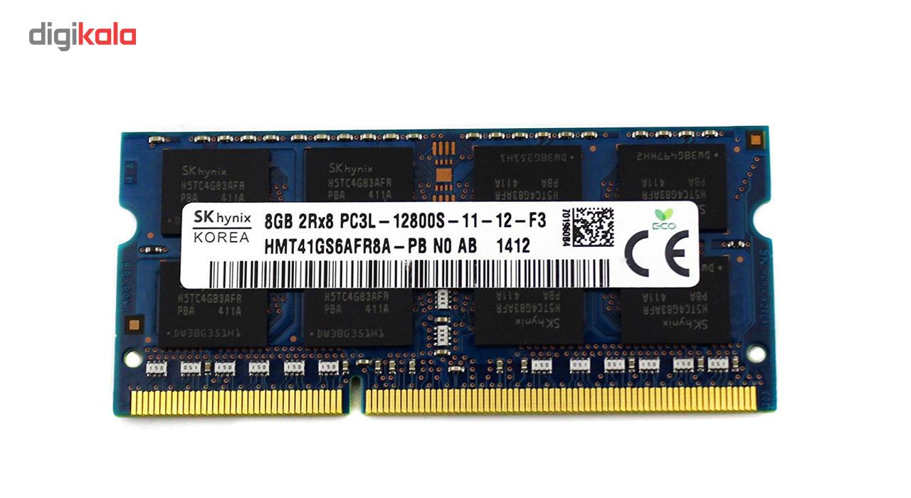 رم لپ تاپ اس کی هاینیکس مدل 1600 DDR3L PC3L 12800S MHz ظرفیت 8 گیگابایت main 1 1