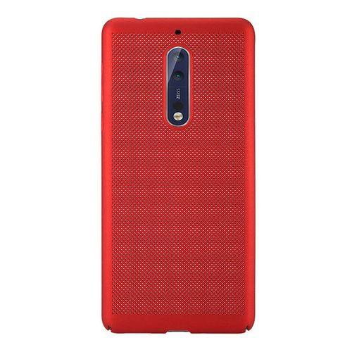 کاور مدل Hard Mesh مناسب برای گوشی موبایل نوکیا 8