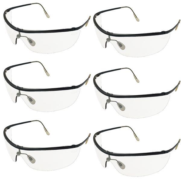 عینک ایمنی کد E365 مجموعه 6 عددی