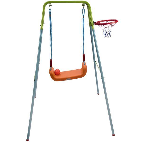 تاب کودک سوینگ مدل Swing 2in1 Basketball