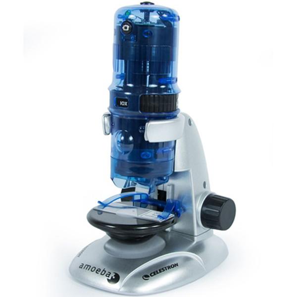 میکروسکوپ دیجیتال دومنظوره سلسترون مدل Amoeba