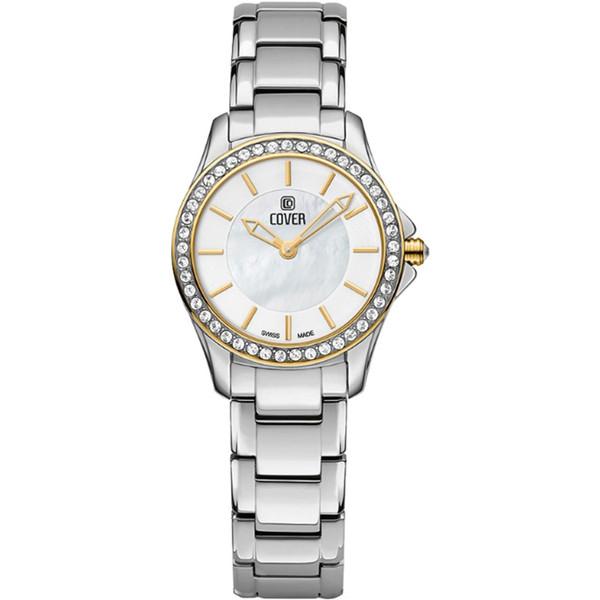 ساعت مچی عقربه ای زنانه کاور مدل Co184.04