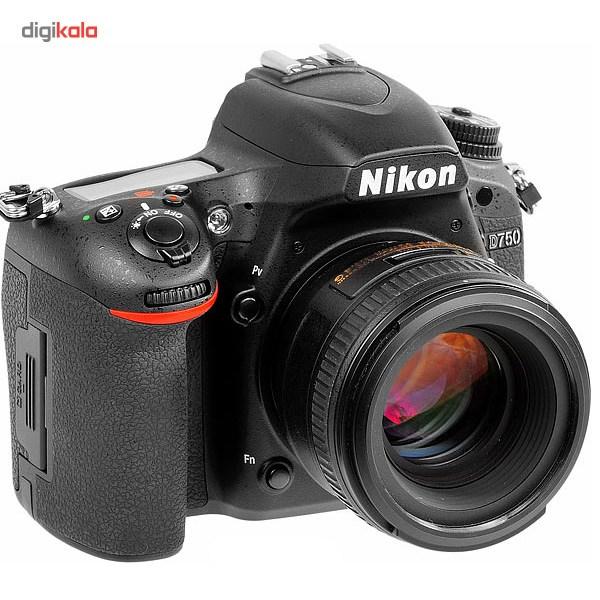 دوربین دیجیتال نیکون مدل D750 به همراه لنز 24-120 میلی متر F/4 VR