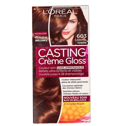کیت رنگ مو لورآل شماره Casting Creme Gloss 603