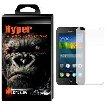 محافظ صفحه نمایش شیشه ای کینگ کونگ مدل Hyper Protector مناسب برای گوشی هواوی Y5