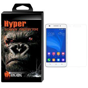 محافظ صفحه نمایش شیشه ای کینگ کونگ مدل Hyper Protector مناسب برای گوشی هواوی Y6