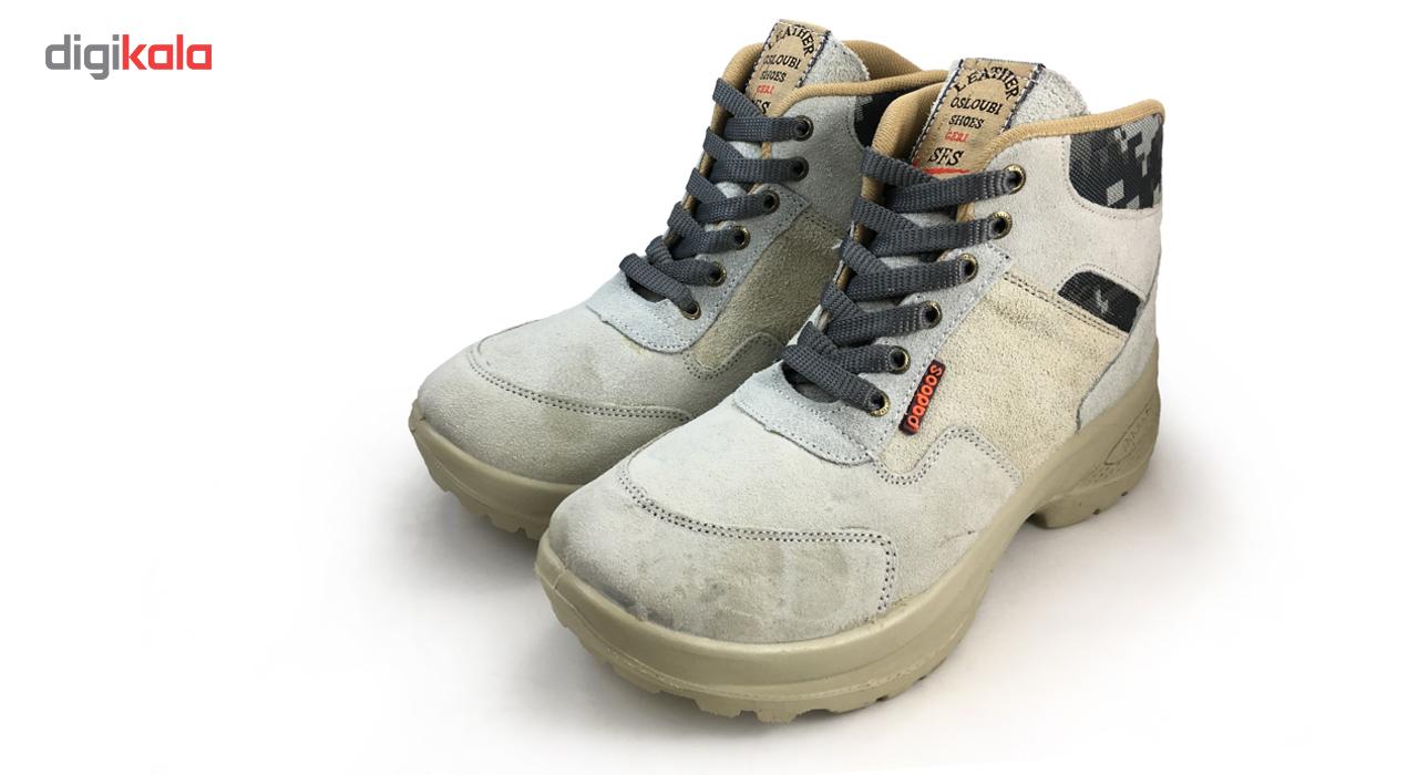کفش مردانه کوهنوردی اسلوبی مدل کوهستان کد 2543