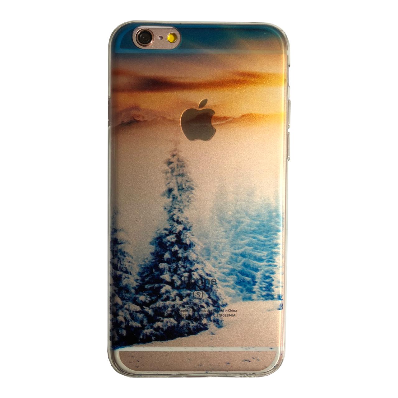 کاور مدل Snow مناسب برای گوشی موبایل آیفون 6 / 6s