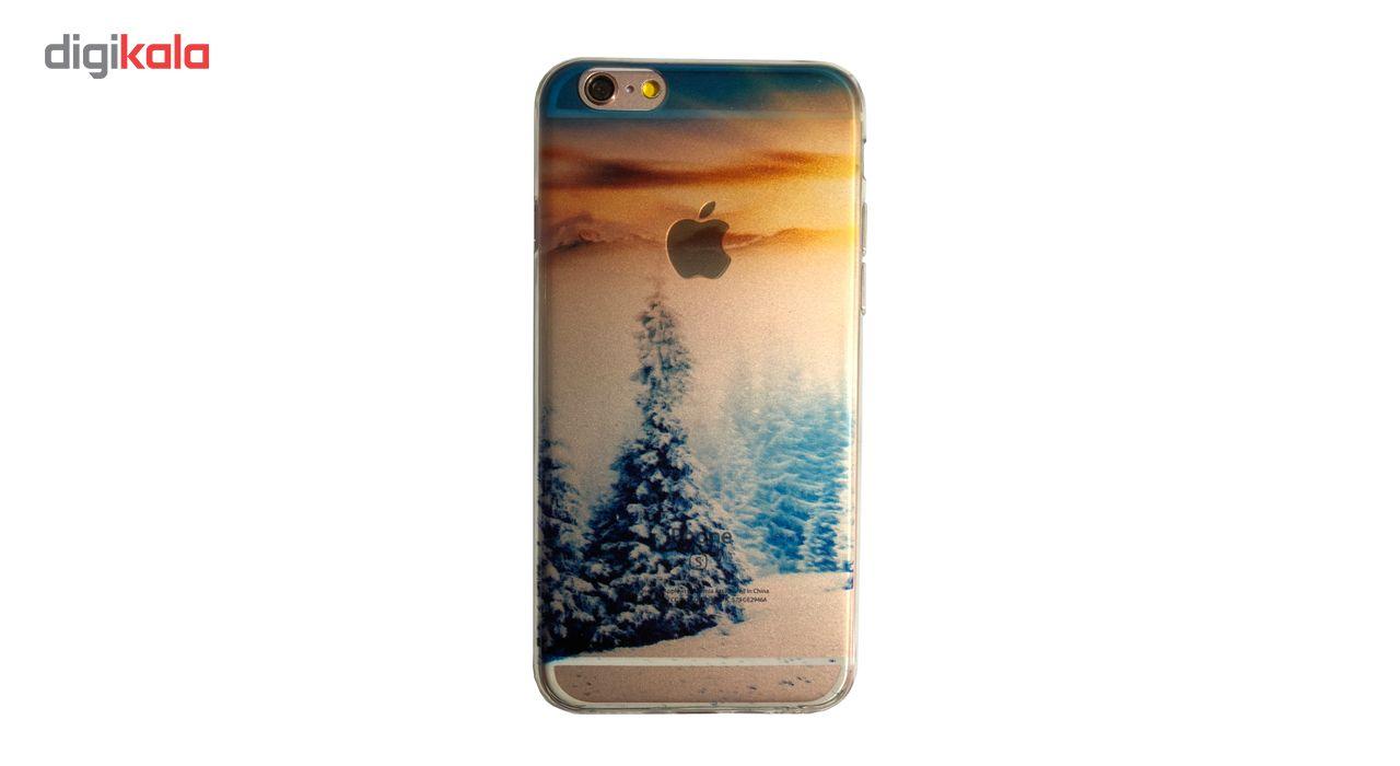 کاور مدل Snow مناسب برای گوشی موبایل آیفون 6 / 6s main 1 1