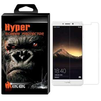 محافظ صفحه نمایش شیشه ای کینگ کونگ مدل Hyper Protector مناسب برای گوشی هواوی Honor 6X