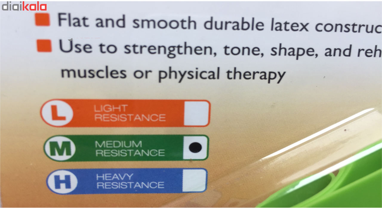 کش ورزشی ایروبیک و بدنسازی  لیوآپ مدل 3650 main 1 3