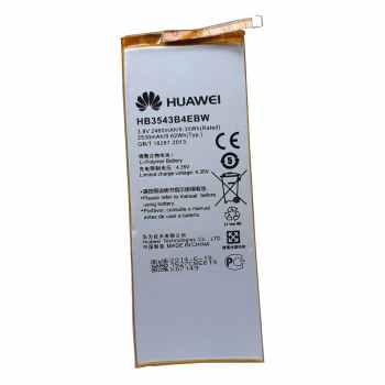 باتری موبایل مدل HB3543B4EBW  مناسب برای گوشی هوآوی Ascend P7