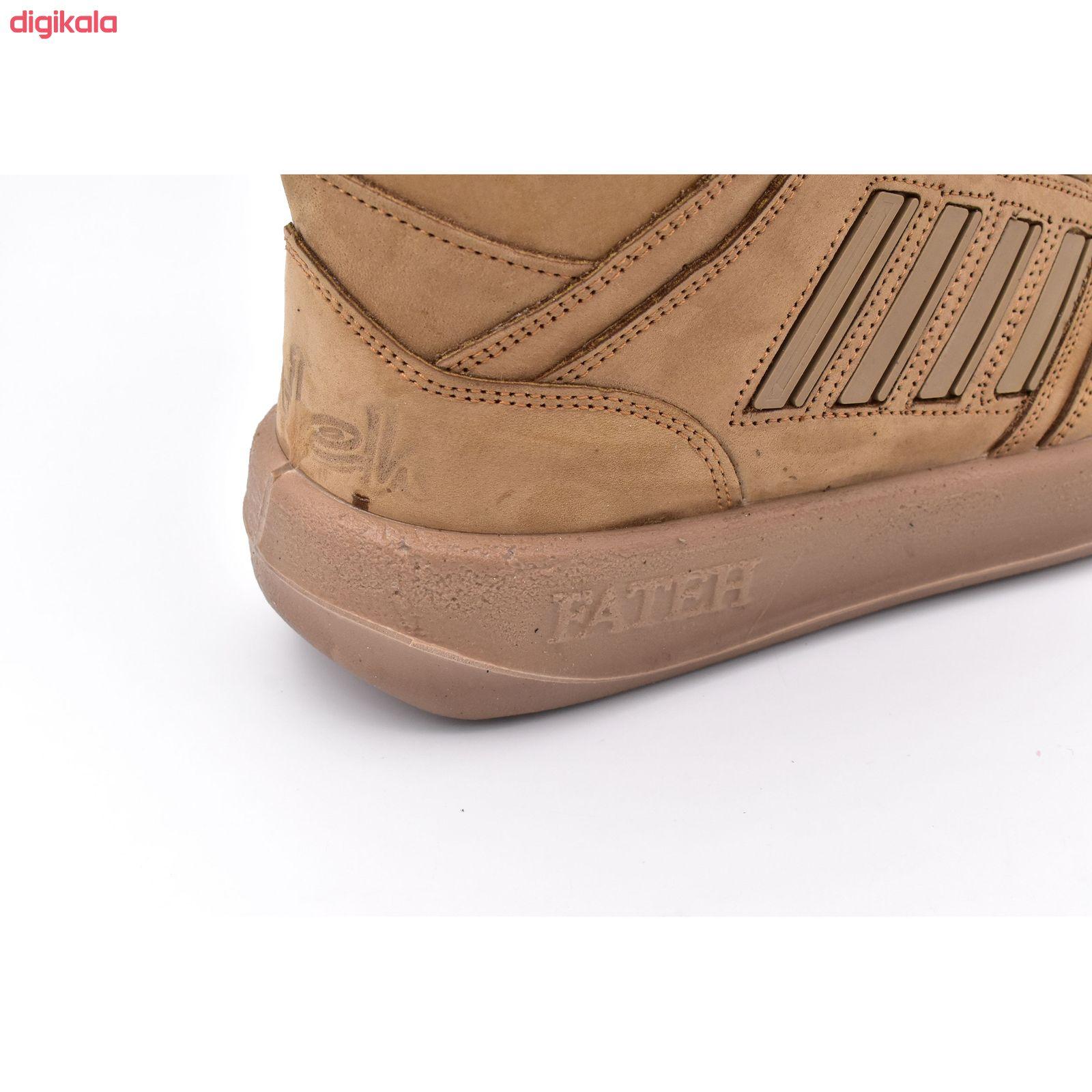 کفش طبیعت گردی مردانه فاتح مدل سنتر کد 8296 main 1 6