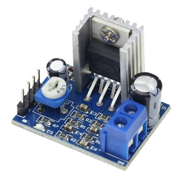ماژول آمپلی فایر مدل TDA2030A