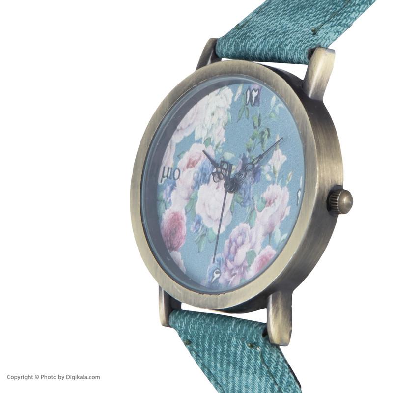 ساعت مچی عقربه ای زنانه میو مدل MWL3036