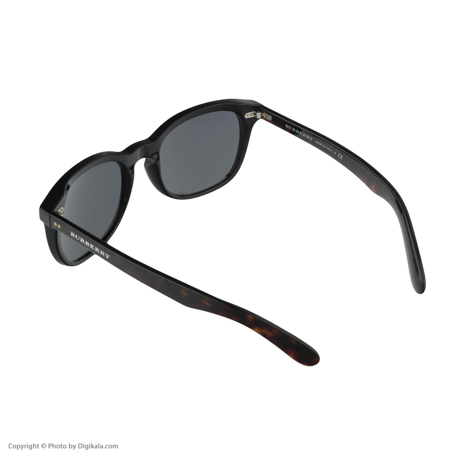 عینک آفتابی مردانه بربری مدل BE 4214S 355487 55 -  - 5