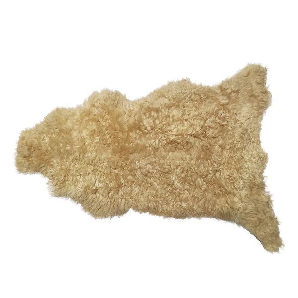 فرش پوست طبیعی کمالی مدل AB-00070