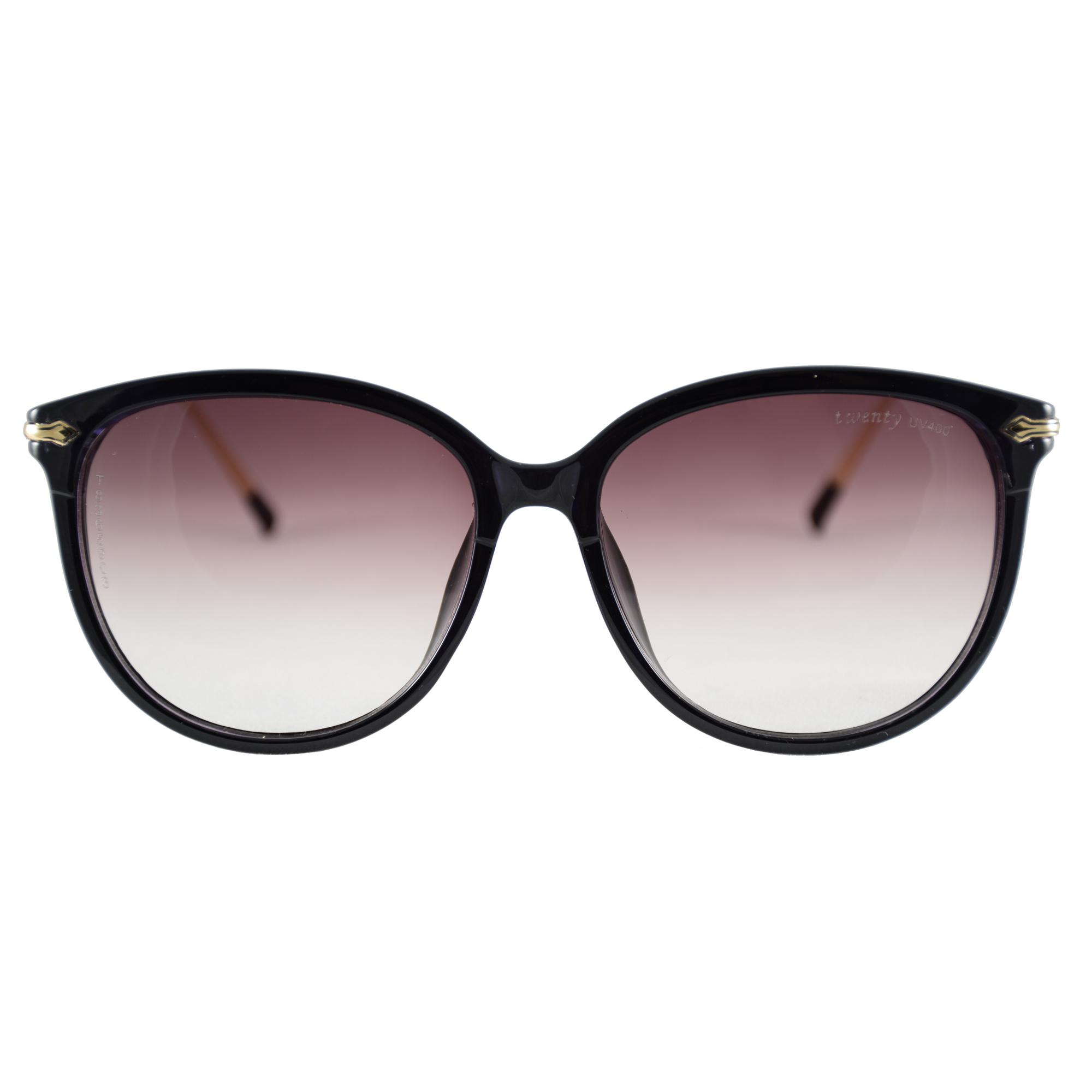 عینک آفتابی زنانه توئنتی مدل I3-L80-014-S283-D53