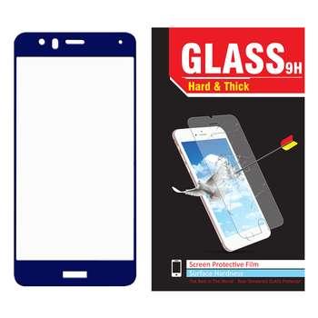 محافظ صفحه نمایش شیشه ای  Hard and thick مدل full cover مناسب برای گوشی موبایل هوآوی Huawei P10 lite