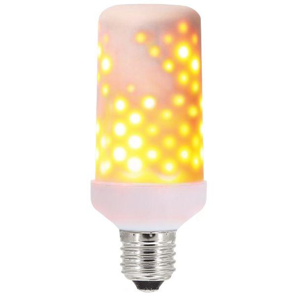 لامپ ال ای دی 5 وات هالی استار مدل شعله ای T54 پایه E27